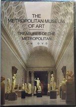 The Metropolitan Museum of Art: Treasures of the Metropolitan [DVD, Bran... - $30.87
