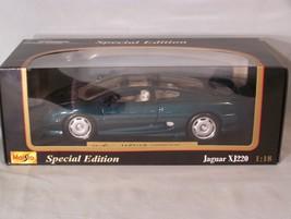 1992 Jaguar XJ220 1:18 scale diecast Special Edition Maisto - $42.35