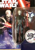 "Star Wars The Inquisitor Rebels 3.75"" Figure & Accessories Disney Hasbro - $11.86"