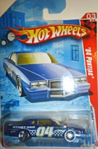 "Hot Wheels 2010 '' '84 PONTIAC STUNT CAR"" RACE WORLD - ""MOVIE STUNTS""  - $7.16"