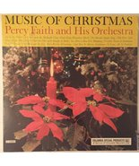 Music of Christmas [Vinyl LP, Brand New] Percy Faith and His Orchestra - $56.53