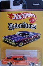 HOT WHEELS LOWRIDERS '71 RIVIERA [Brand New] Die Cast Car - $18.84