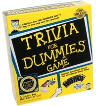 Trivia for Dummies Game [Board Game Complete] - $26.42