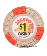 Jackpot Las Vegas $1 Casino Chip - $7.99