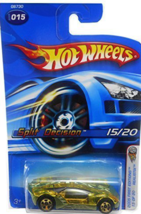 2005 Hot Wheels Split Decision First Edition 15/20 Realistix [Brand New] - $5.83