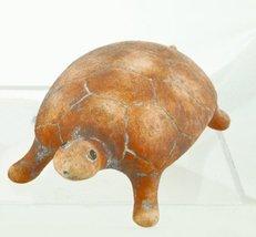 "Turtle Figurine - [Brand New] 4-7/8"" W. x 8-1/4"" L. x 2-3/4"" H. - $32.66"