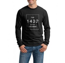 THE 1432 fifth harmoni Longsleeve Men Black - $21.00