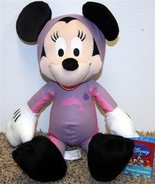 "Disney 14"" Plush Scuba Diving Minnie Mouse Diver Doll [Brand New] - $43.65"