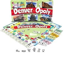 Denver-opoly [Brand New] Monopoly Style Board Game - $90.89