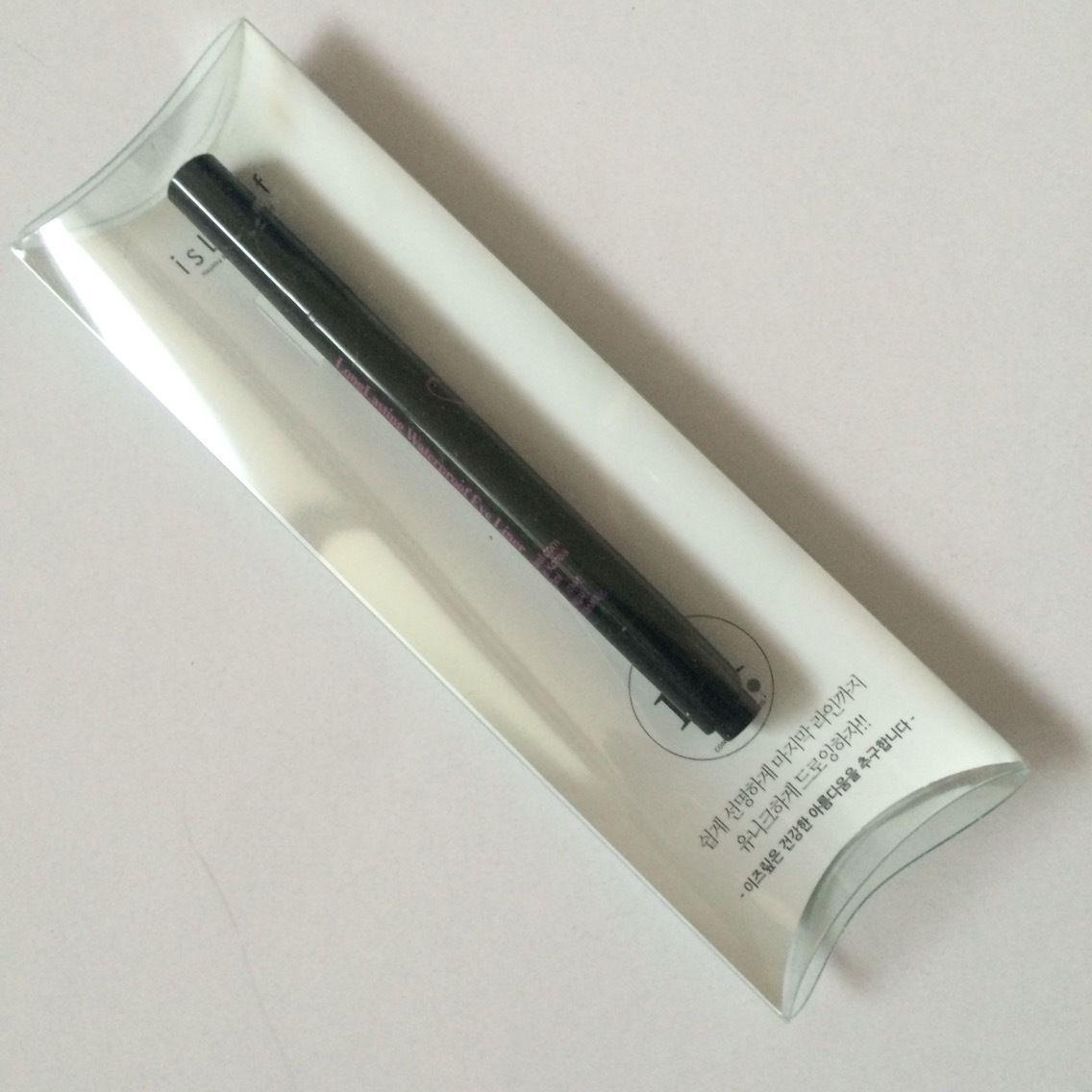 isLeaf Long Lasting Water Proof Black Eye Liner 0.55ml X 1ea