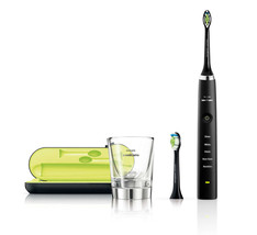 Philips Sonicare DiamondClean Sonic Electric Toothbrush, Black Edition-HX9352/04 - $356.40