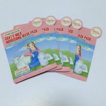 CHOONEE Goat's Milk Nourishing Mask Pack 25ml X 5ea - €13,20 EUR