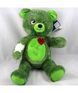 Build a Bear Zombear Teddy Green Halloween 16 i... - $89.97