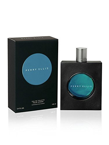 Primary image for Perry Ellis Pour Homme Eau de Toilette Spray for Men, 3.4 Ounce