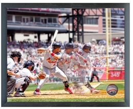"Albert Pujols Multi-Exposure 11"" x 14"" Photo in a Glassless Sports Frame - $32.99"