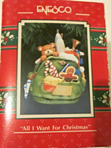 """Treasury of Christmas Ornaments """"All I Want for Christmas"""" [Brand New] #... - $28.68"""