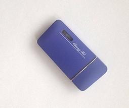 Matte Surface Windproof Lighter - One Lighter (Blue)