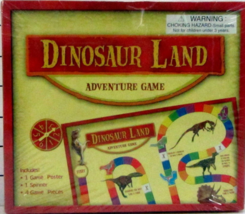 Dinosaur Land Adventure Game [Brand New] Board Game - $39.73