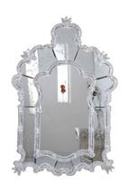 "Elegant Lighting 48.75""H Murano Mirror - Sliver /Clear  - $540.00"