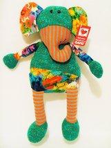 "Ganz Watermarks Elephant H13002 14"" Stuffed Animal [Brand New] - $23.50"