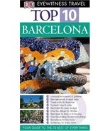 DK Eyewitness Top 10 Travel Guide: Barcelona [Paperback, Brand New] - $162.35