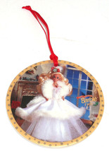 Holiday Barbie Ornament Christmas 1989 Enesco V... - $19.95