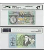 Guernsey 1 Pound, ND 2013, P-62, UNC, Commemora... - €21,45 EUR
