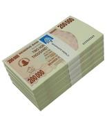 Zimbabwe 200000 (20000) Dollars Bearer Cheque X... - $2,499.99