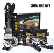 35W H4-3 XENON HID Conversion KIT 3000K 4300K 5000K 6000K 8000K 10000K 12000K - $26.99