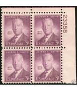 1943-48 lot of 9 Plate Blocks of 4 unused - $14.70