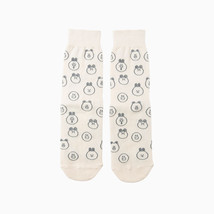 LINE Cream Friends Pattern Men Socks Casual Sports Dress Athletic Acc Ma... - €10,73 EUR