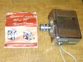 1952 Revere  eight  Magazine Camera - $100.00