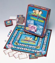 Three Stooges Trivia Board Game [Game Complete] - $34.62