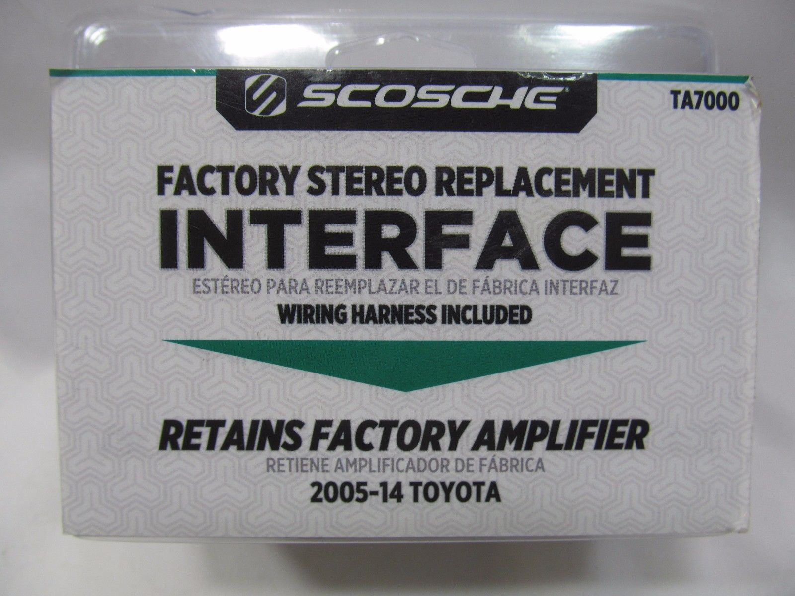 Scosche Factory Stereo Replacement Interface and 49 similar items