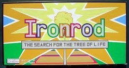 Ironrod: The Search For The Tree Of Life [Board Game, Game Complete] - $22.36