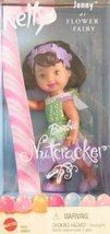 "Barbie Nutcracker Kelly ""Jenny As Flower Fairy"" Doll [Brand New] - $19.45"