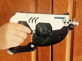 Tracer Guns OverWatch  Replica 3dprinted Cosplay - $118.80