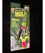 Marvel The Incredible Hulk Watch Hope Industrie... - £13.04 GBP