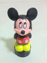 Disney mickey mouse candy container 1990 - $5.93