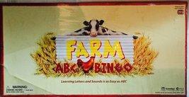 ABC Farm Bingo [Brand New] - $150.68