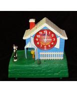 Looney Tunes Tweety & Sylvester Alarm clock Jan... - £31.45 GBP