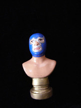 Blue Demon Bust figure Mexican Lucha Libre Wrestling - $25.00