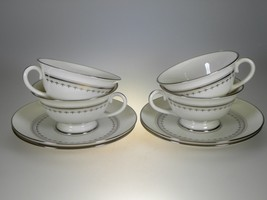 Franciscan Arabesque Cups & Saucers Set of 4 - $32.62