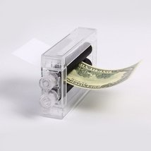 Magic Tricky Easy Money Printing Machine - ( Do not include money) image 2