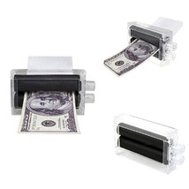 Magic Tricky Easy Money Printing Machine - ( Do not include money) image 5