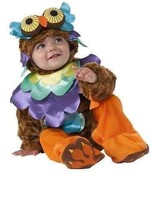 NEW Owl Costume Baby Sizes 0-6 OR 6-12 Months Rubies Noah's Ark Halloween - $14.95
