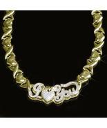 Limited Ladies 14K Yellow Gold Fin Lab Diamond ... - $98.99