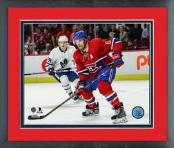 Shea Weber 2016-2017 Montreal Canadiens - 11 x 14 Matted/Framed Photo - $42.95