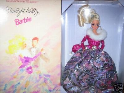 Primary image for Starlight Waltz Barbie [Brand New] Ballroom Beauty Series