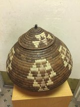 Zulu Basket From South Africa - $247.50